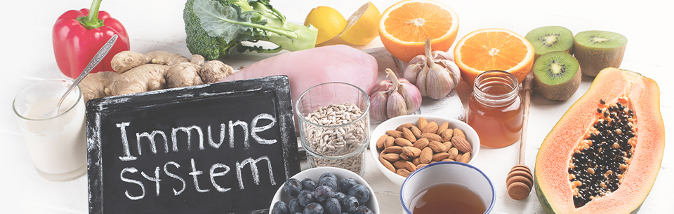 ways to build your immune system