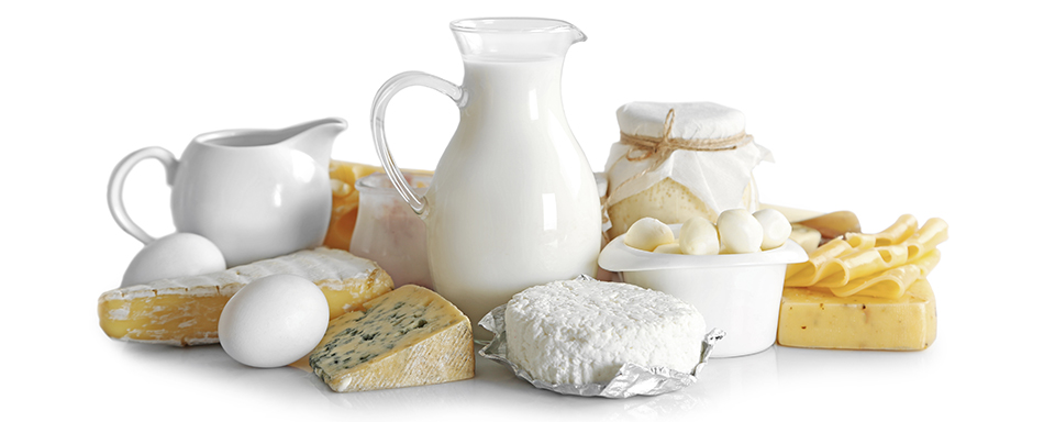 avoid dairy products to help allergies